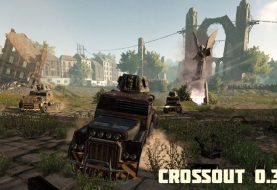Свежее обновление Crossout версии 0.3.6