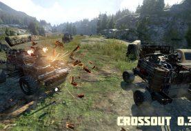 Ребалансировка в обновлении Crossout 0.3.9