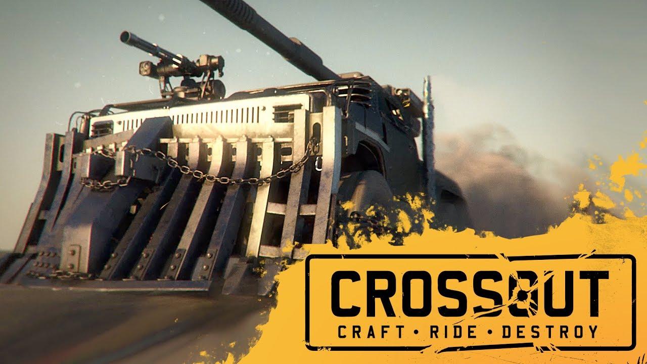 Обновление CROSSOUT 1.0.12 для PS4